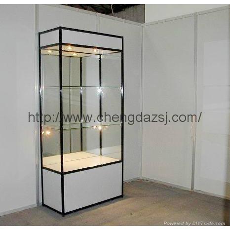 公司展廳展示櫃 1