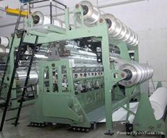 GE2291B sandwich fabric knitting machine