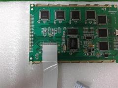 供应3202405.7寸触摸液晶屏可带中文字库