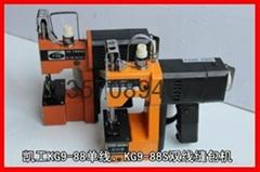 凯工牌KG9-88单线缝包机