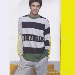 Men's Pyjamas Made of 10