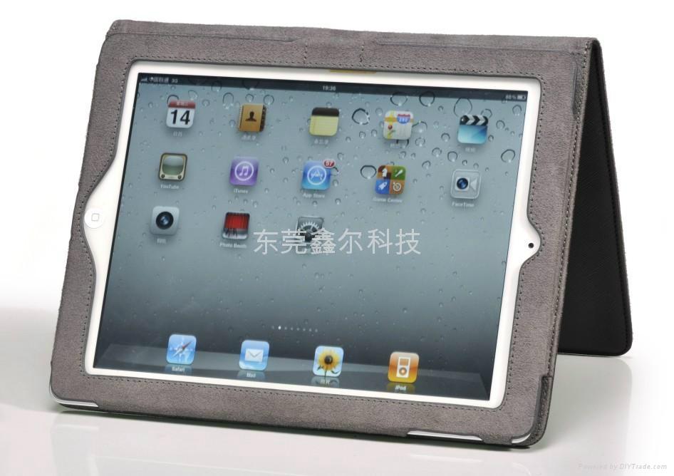 苹果ipad2平板电脑皮套批发防滑防刮 1
