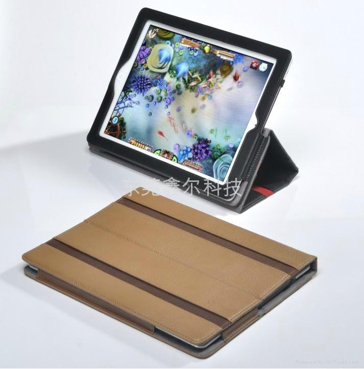 苹果ipad2平板电脑皮套批发防滑防刮 3