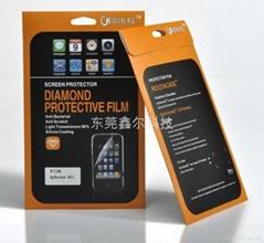 手機鑽石保護膜