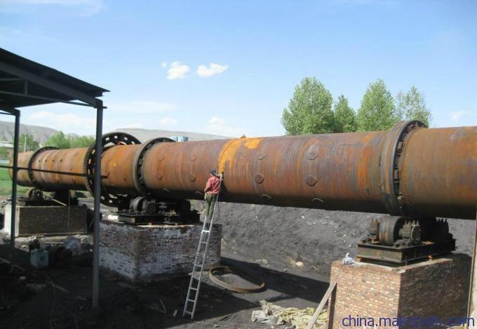 红土镍矿回转窑 4