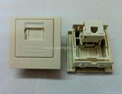 BS inlay cat5 cat5e cat6 Industrial 8
