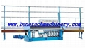 Glass straight line Edging Machine glass