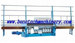 Glass straight line Edging Machine glass polisher glass polishing macine