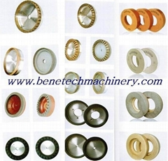 Grinding Wheel and Polishing Wheel for Glass Grinding Machine