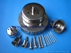 Electroplated drill bits
