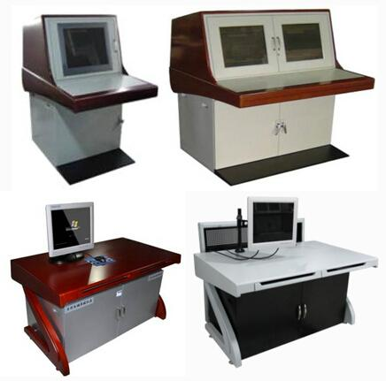 屏蔽機桌 1