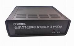 微機視頻干擾器