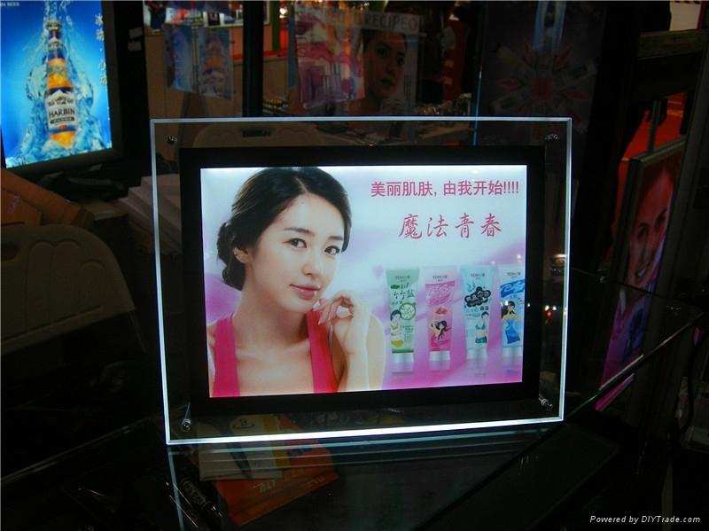 LED廣告燈箱 2