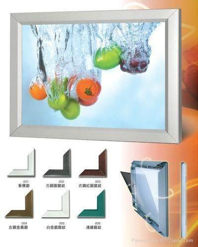 LED廣告燈箱 4