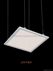 18W背光源LED面板燈
