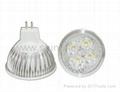 4X1W LED Spotlight