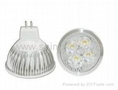 4X1 LED 射燈