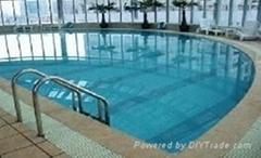 专业游泳池设计施工