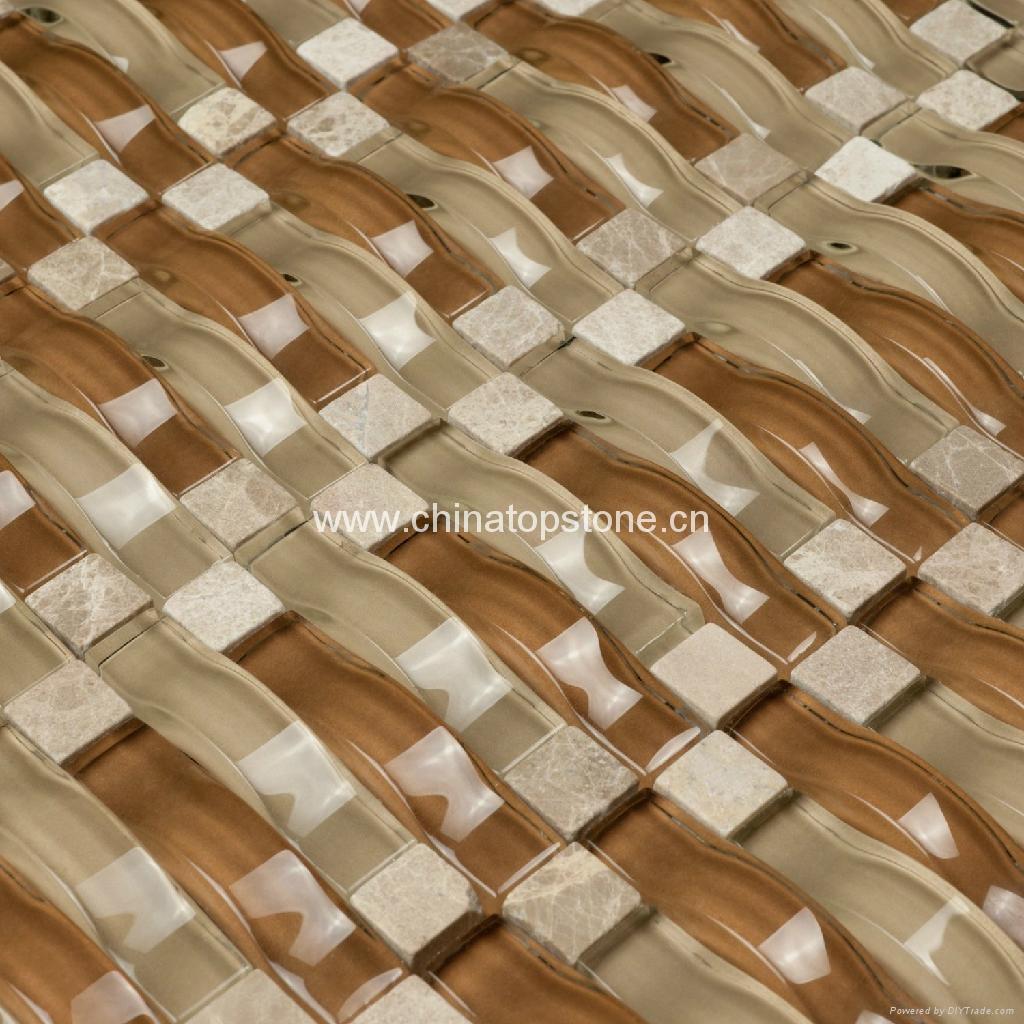 Glass mosaic 4
