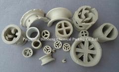 Ceramic Random Tower Packing