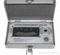 英文版量子弱磁场共振分析仪