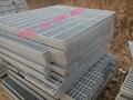 熱浸鋅鋼格柵板
