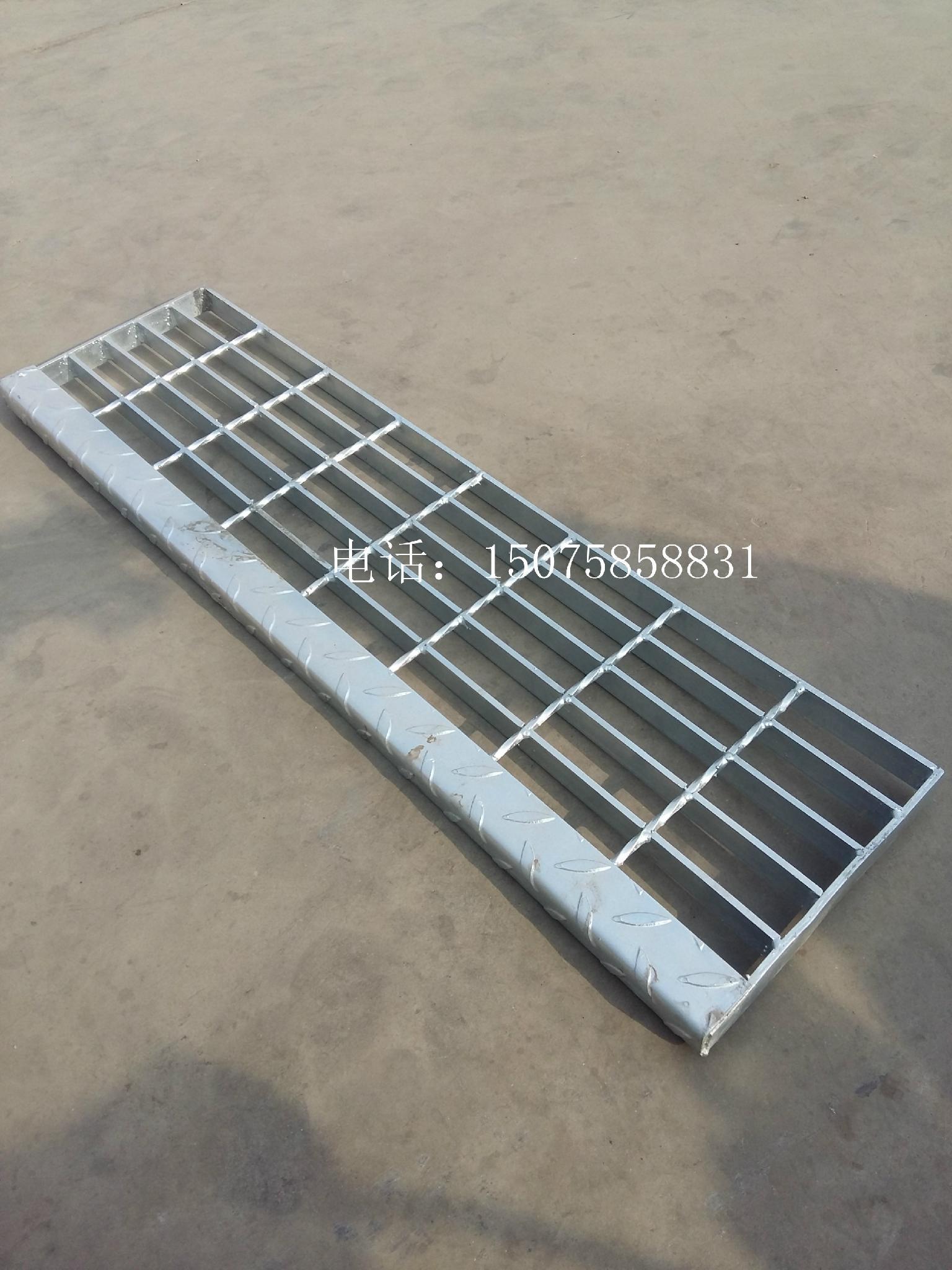 河北鍍鋅鋼格板 6