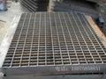 烤漆房鍍鋅鋼格柵板