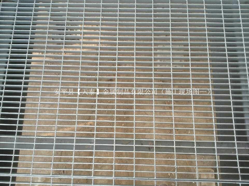 熱浸鋅格柵板 1