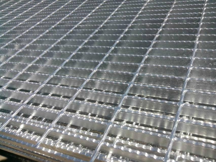 熱浸鋅格柵板 2