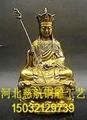 河北地藏王工藝品廠  銅地藏王像高度  地藏王介紹 2