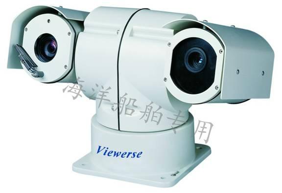 200米车载激光夜视监控云台摄像机 1