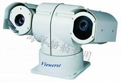200米车载激光夜视监控云台摄像机