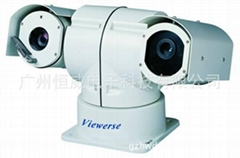 VES-J200B1激光一体化摄像机200米智能高速云台夜视