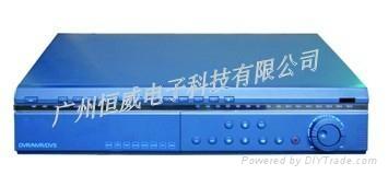 海洋船舶专用硬盘录像机 1