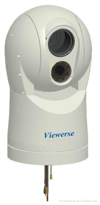 200万高清船载摄像机船用光电取证系统 1