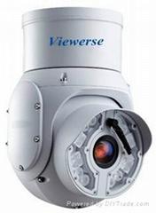 海洋船舶專用攝像機紅外勻速球