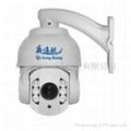 船舶专用微型摄像机高速球YTH