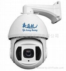 船用红外高清高速球YTH-IPG68摄像机