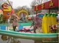 保定水上游乐设备花果山漂流