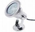 LED underwater light 3X3W 2