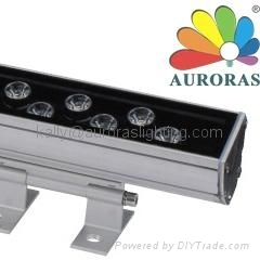 DMX512 36W RGB wall washer