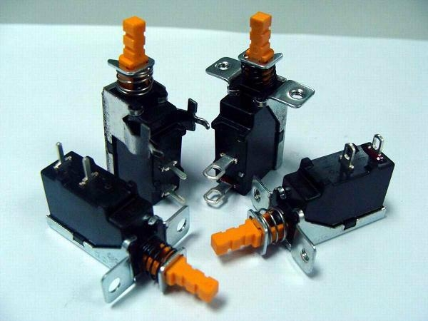 Push button switches MPS11 series 1