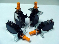 Push button switches MPS11 series