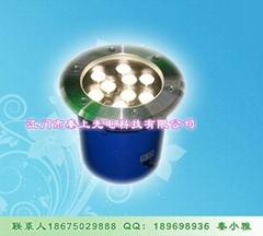 秦上耗電量低LED地埋燈