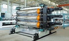 PMMA亚克力板材挤出生产线