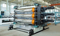PMMA亞克力板材擠出生產線