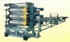 塑料土工格栅生产线设备