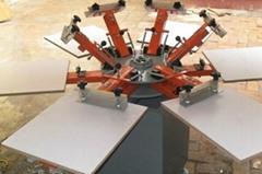 专业生产T恤印花机