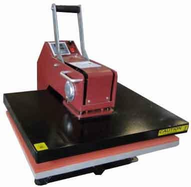 专业生产手动烫画机 5